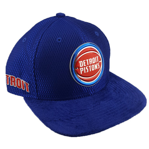 New Era 9Fifty - Official NBA On-Court Draft Collection - Detroit Pistons