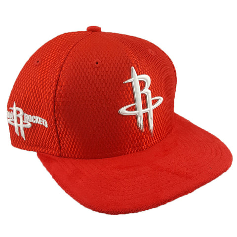 New Era 9Fifty - Official NBA On-Court Draft Collection - Houston Rockets