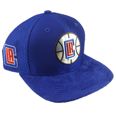 New Era 9Fifty - Official NBA On-Court Draft Collection - Los Angeles Clippers