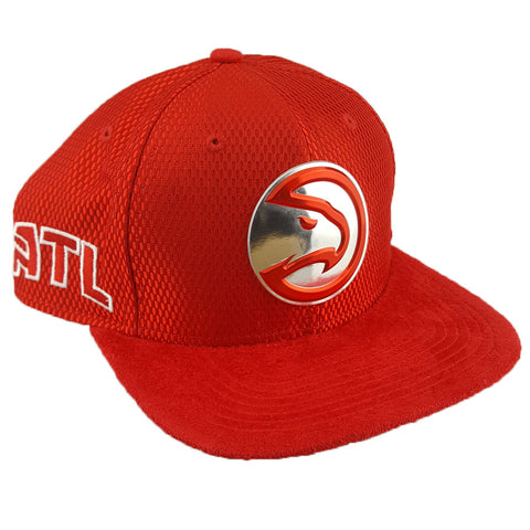 New Era 9Fifty - Official NBA On-Court Draft Collection - Atlanta Hawks