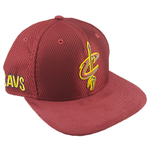 New Era 9Fifty - Official NBA On-Court Draft Collection - Cleveland Cavaliers