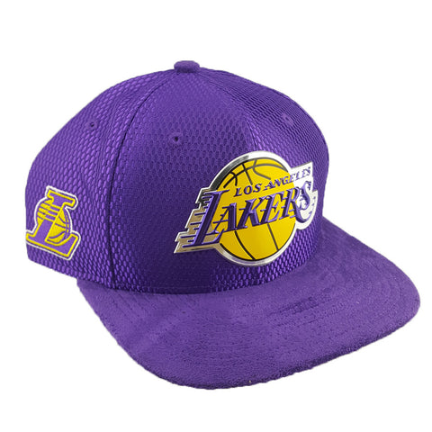 New Era 9Fifty - Official NBA On-Court Draft Collection - Los Angeles Lakers