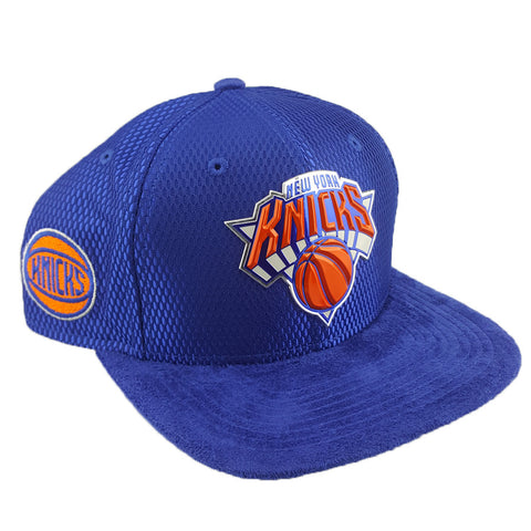 New Era 9Fifty - Official NBA On-Court Draft Collection - New York Knicks