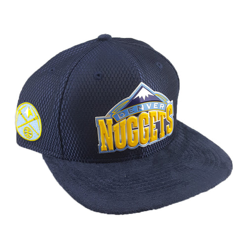 New Era 9Fifty - Official NBA On-Court Draft Collection - Denver Nuggets