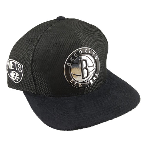 New Era 9Fifty - Official NBA On-Court Draft Collection - Brooklyn Nets