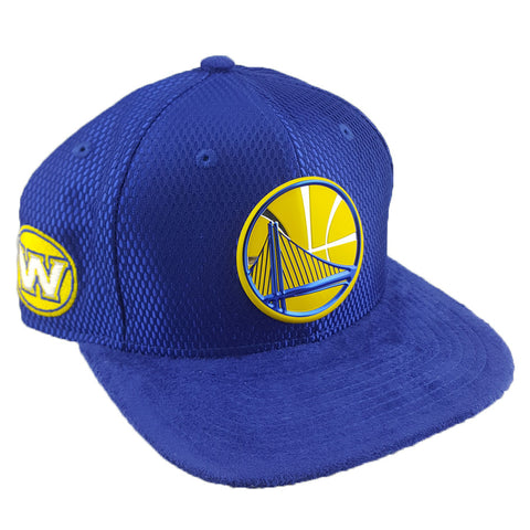 New Era 9Fifty - Official NBA On-Court Draft Collection - Golden State Warriors