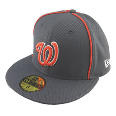 New Era 59Fifty - MLB 2017 Diamond Era - Washington Nationals - Cap City