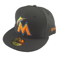 New Era 59Fifty - MLB 2017 Diamond Era - Miami Marlins - Cap City