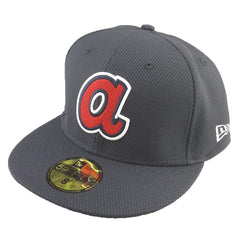New Era 59Fifty - MLB 2017 Diamond Era - Atlanta Braves - Cap City