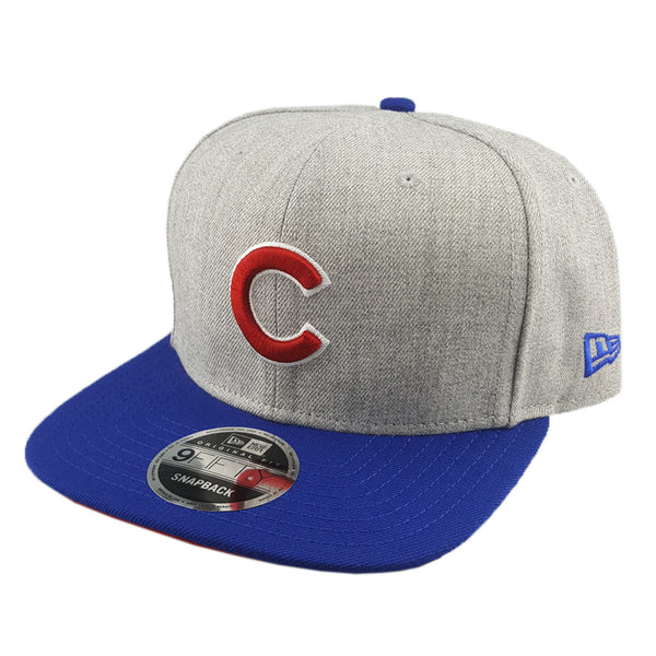 New Era 9Fifty - Team Heather - Chicago Cubs