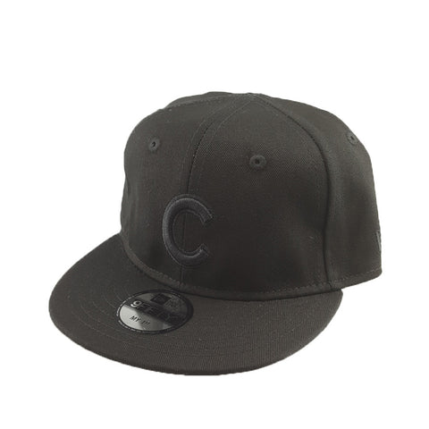 New Era 9Fifty (Infant) - My 1st Blk on Blk - Chicago Cubs