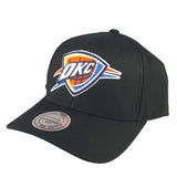 Mitchell & Ness - HWC Logo 110 Curved Flex Fit - Oklahoma City Thunder