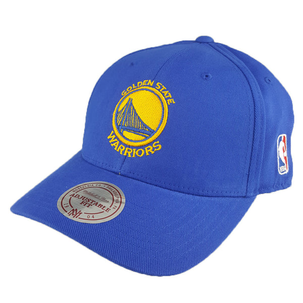 newest 560a4 4102c Mitchell   Ness - Flexfit 110 Low Pro Snapback - Golden State Warriors