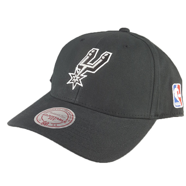Mitchell & Ness - Flexfit 110 Low Pro Snapback - San Antonio Spurs