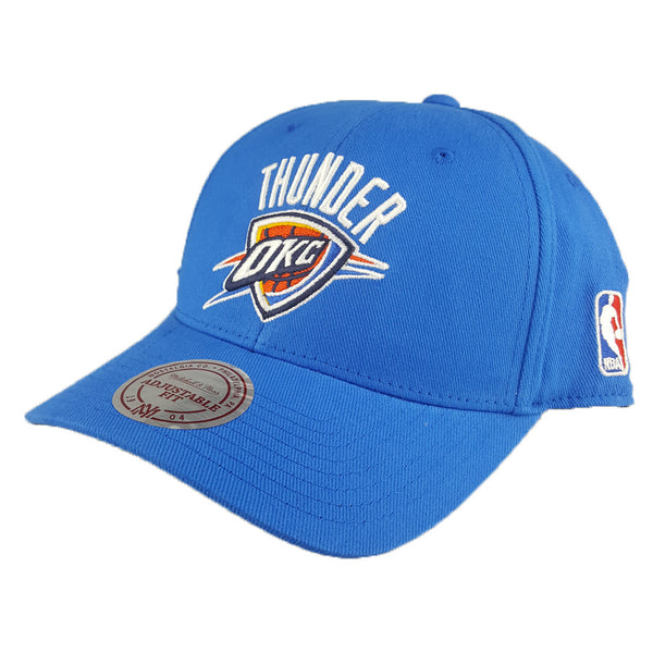 Mitchell & Ness - Flexfit 110 Low Pro Snapback - Oklahoma City Thunder