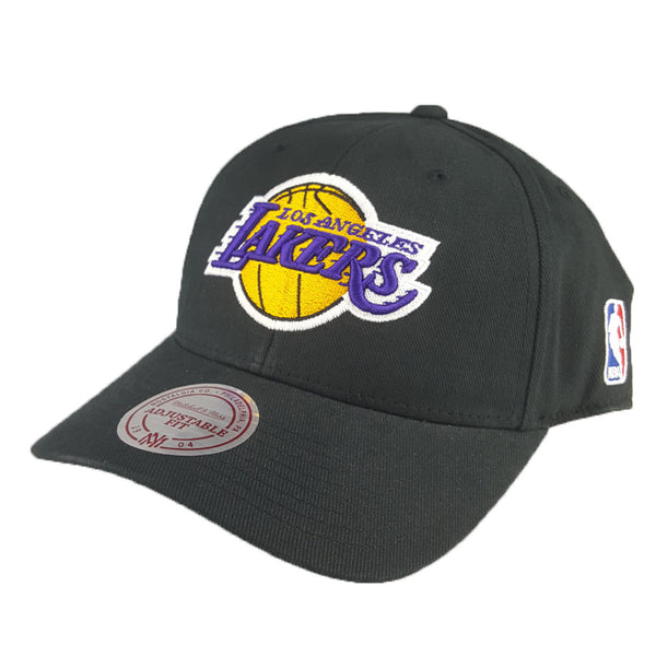 Mitchell & Ness - Flexfit 110 Low Pro Snapback - Los Angeles Lakers