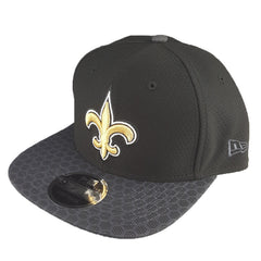 New Era 9Fifty - NFL 2017 Sideline Collection - New Orleans Saints