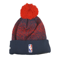 New Era - Official NBA On-Court Collection Pom Cuff Knit - Washington Wizards - Cap City