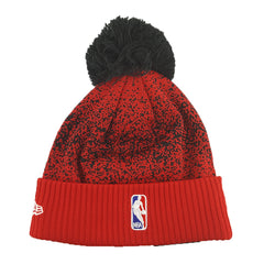New Era - Official NBA On-Court Collection Pom Cuff Knit - Atlanta Hawks - Cap City