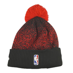 New Era - Official NBA On-Court Collection Pom Cuff Knit - Portland Trail Blazers