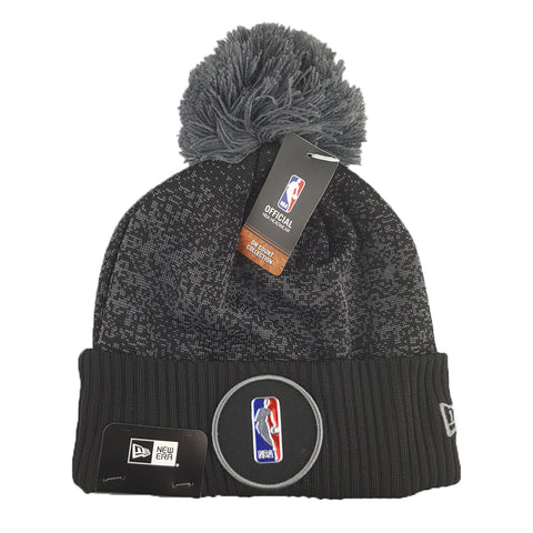 New Era - Official NBA On-Court Collection Pom Cuff Knit - NBA