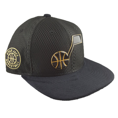 New Era 9Fifty - Official NBA On-Court Draft Collection - Utah Jazz
