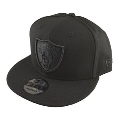 New Era 9Fifty - Black Basics - Oakland Raiders