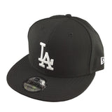 New Era 9Fifty - Black Basics - Los Angeles Dodgers