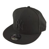 NEW ERA 9FIFTY - Black Basics - New York Yankees