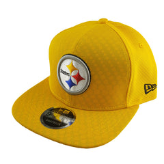 New Era 9Fifty - NFL 2017 Color Rush Collection - Pittsburgh Steelers - Cap City