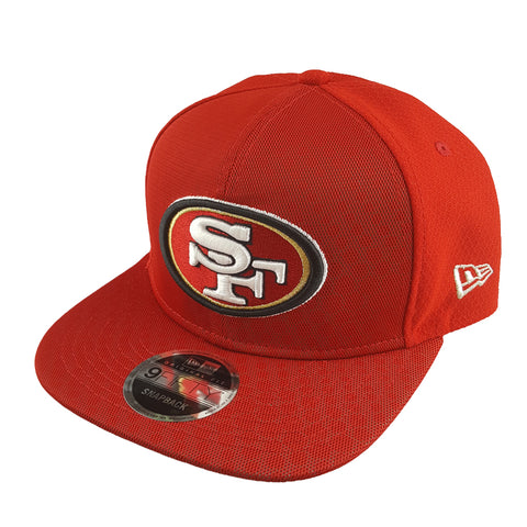 New Era 9Fifty - NFL 2017 Color Rush Collection - San Francisco 49ers