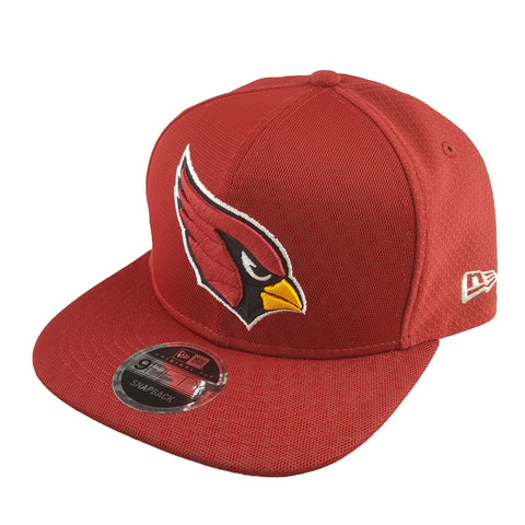 New Era 9Fifty - NFL 2017 Color Rush Collection - Arizona Cardinals