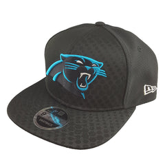 New Era 9Fifty - NFL 2017 Color Rush Collection - Carolina Panthers - Cap City