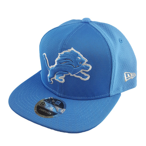 New Era 9Fifty - NFL 2017 Color Rush Collection - Detroit Lions
