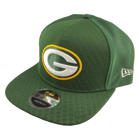 New Era 9Fifty - NFL 2017 Color Rush Collection - Green Bay Packers