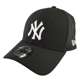 New Era 39Thirty - Black Basics - New York Yankees
