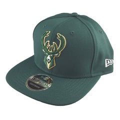 New Era 9FIFTY - Team NBA Mix - Milwaukee Bucks
