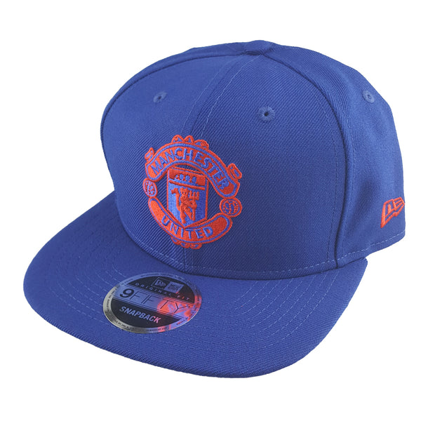 New Era 9Fifty - Team Away Jersey - Manchester United