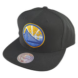 Mitchell & Ness - Easy Three Digital XL Snapback - Golden State Warriors