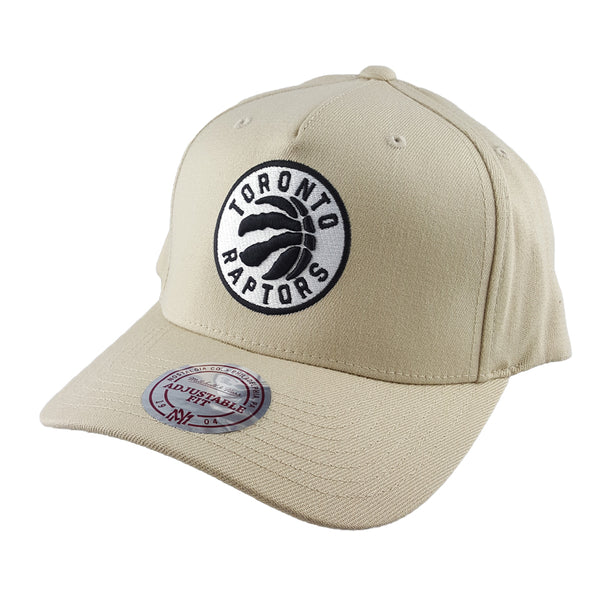 huge discount 669d7 a5fc1 Mitchell   Ness - Black   White Logo 110 Pinch Panel Tan Snapback ...
