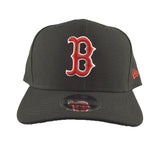 New Era 9FIFTY - MLB Blk Pre-Curved - Boston Red Sox