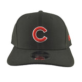 New Era 9FIFTY - MLB Blk Pre-Curved - Chicago Cubs
