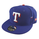 New Era 9Fifty - MLB Hasher Snapback - Texas Rangers