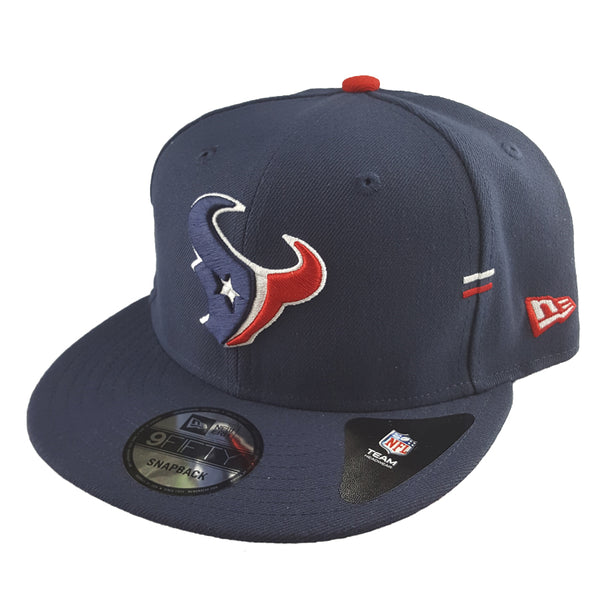 New Era 9Fifty - NFL Hasher Snapback - Houston Texans