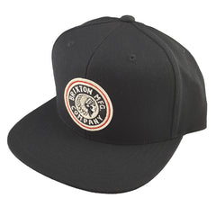 Brixton - Rival Snapback - Black/Off White