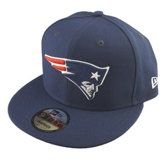 New Era 9FIFTY - Official League - New England Patriots - Cap City