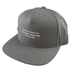 Herschel - Trademark Cap - Light Charcoal - Cap City