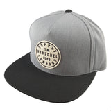 Herschel - TM Cap - Heather Grey/Black
