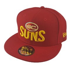 New Era 9FIFTY - AFL Core - Gold Coast Suns - Cap City