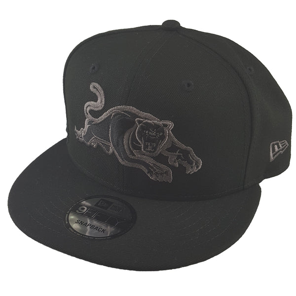 New Era 9FIFTY - NRL Black Pop - Penrith Panthers